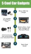 5 Cool Car Gadgets